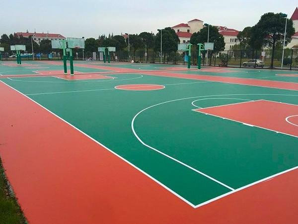 安徽硅pu球场材料