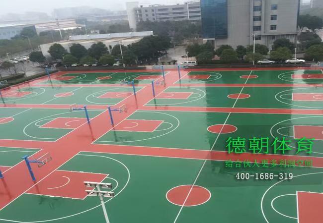 江苏硅pu球场材料