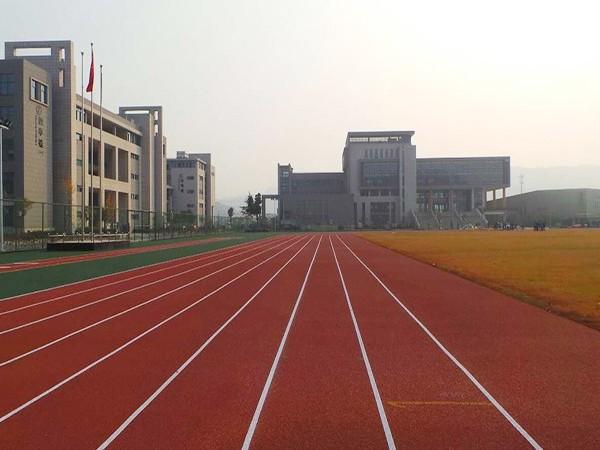 吉林学校操场塑胶跑道