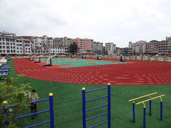湖南新国标塑胶跑道材料