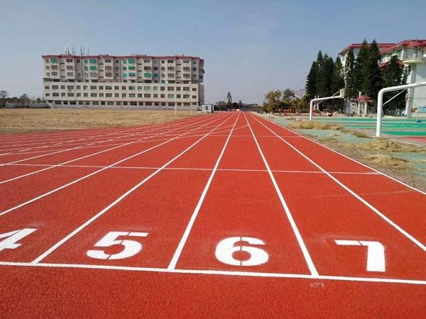 上海新国标塑胶跑道