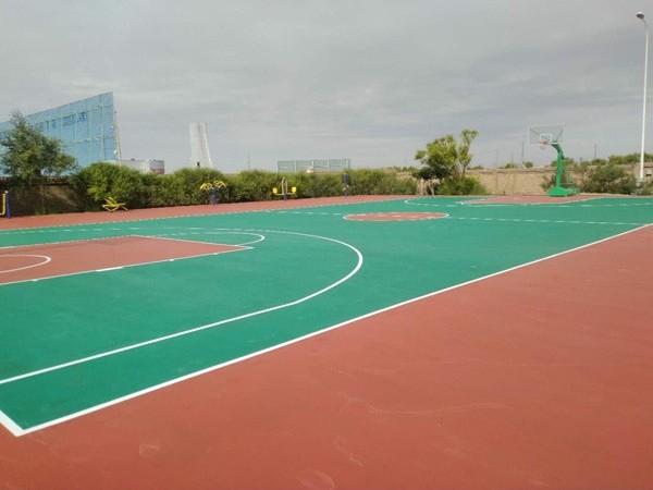改造硅PU篮球场是水泥基础合适还是沥青基础合适?【德朝体育】